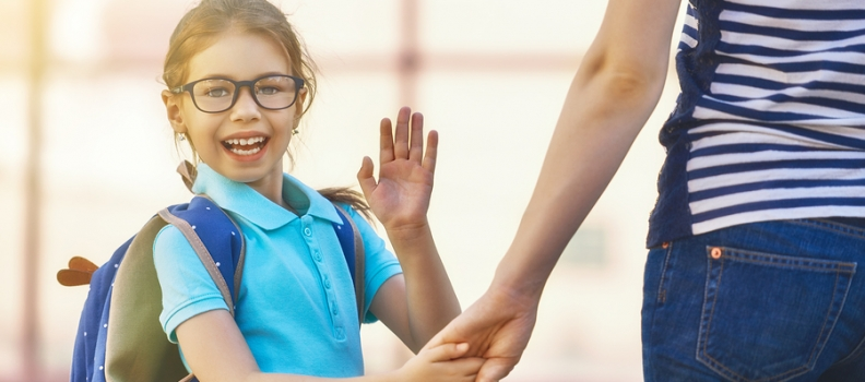 Divorced parents: How you can help your child adjust to a new school